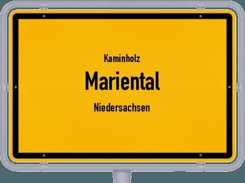 Kaminholz & Brennholz-Angebote in Mariental (Niedersachsen), Großes Bild