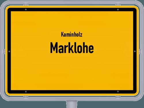 Kaminholz & Brennholz-Angebote in Marklohe, Großes Bild