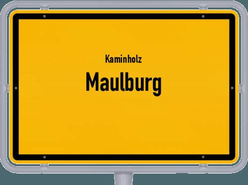 Kaminholz & Brennholz-Angebote in Maulburg, Großes Bild