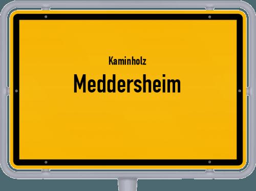 Kaminholz & Brennholz-Angebote in Meddersheim, Großes Bild
