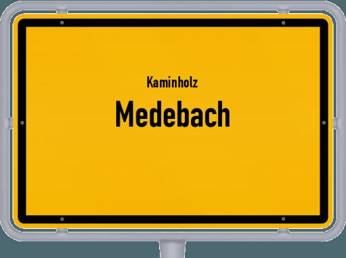 Kaminholz & Brennholz-Angebote in Medebach, Großes Bild