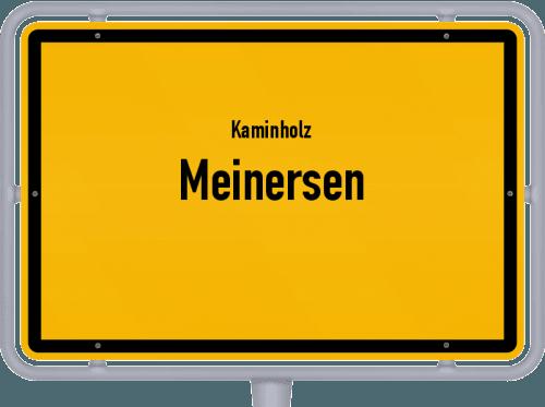 Kaminholz & Brennholz-Angebote in Meinersen, Großes Bild