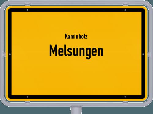 Kaminholz & Brennholz-Angebote in Melsungen, Großes Bild