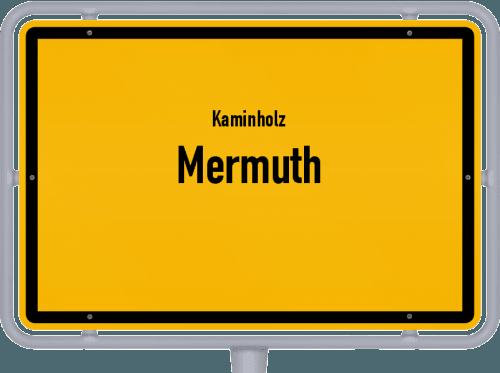 Kaminholz & Brennholz-Angebote in Mermuth, Großes Bild