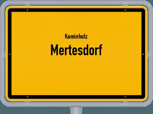 Kaminholz & Brennholz-Angebote in Mertesdorf, Großes Bild
