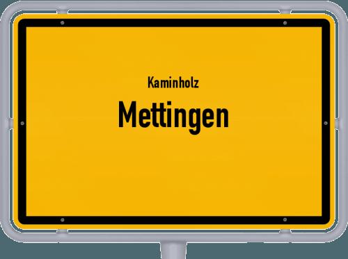 Kaminholz & Brennholz-Angebote in Mettingen, Großes Bild