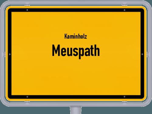 Kaminholz & Brennholz-Angebote in Meuspath, Großes Bild