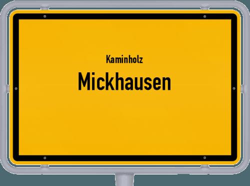Kaminholz & Brennholz-Angebote in Mickhausen, Großes Bild