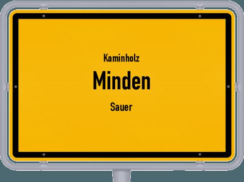 Kaminholz & Brennholz-Angebote in Minden (Sauer), Großes Bild