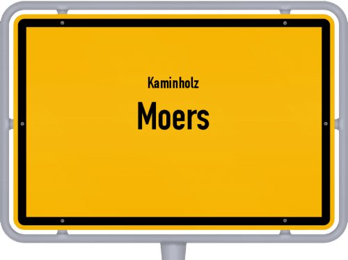 Kaminholz & Brennholz-Angebote in Moers, Großes Bild