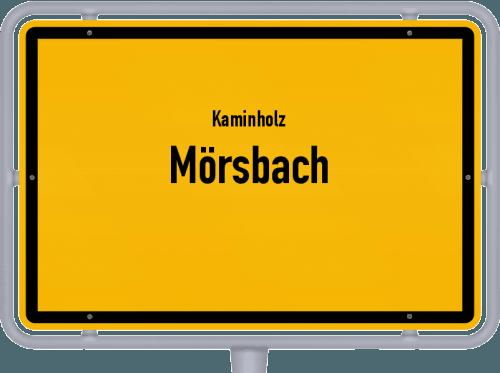 Kaminholz & Brennholz-Angebote in Mörsbach, Großes Bild