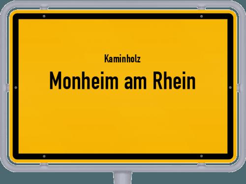 Kaminholz & Brennholz-Angebote in Monheim am Rhein, Großes Bild