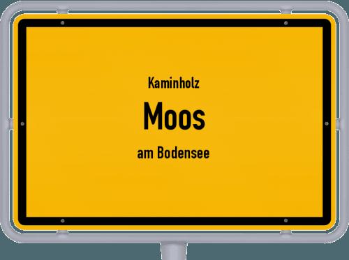 Kaminholz & Brennholz-Angebote in Moos (am Bodensee), Großes Bild