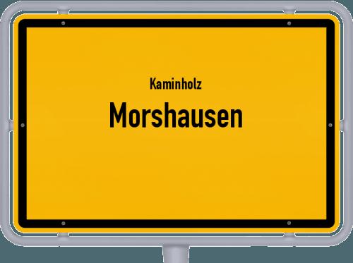 Kaminholz & Brennholz-Angebote in Morshausen, Großes Bild