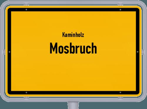 Kaminholz & Brennholz-Angebote in Mosbruch, Großes Bild