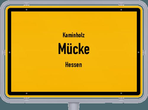 Kaminholz & Brennholz-Angebote in Mücke (Hessen), Großes Bild