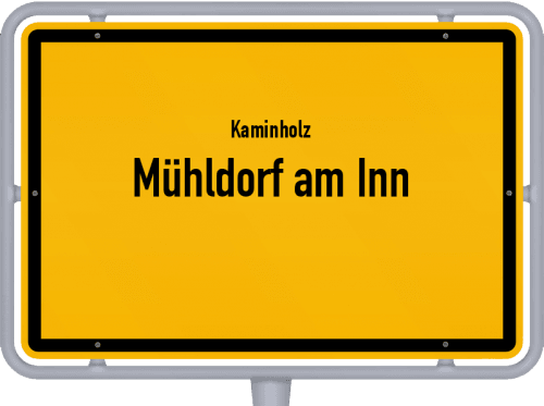 Kaminholz & Brennholz-Angebote in Mühldorf am Inn, Großes Bild