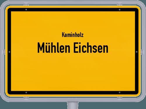 Kaminholz & Brennholz-Angebote in Mühlen Eichsen, Großes Bild