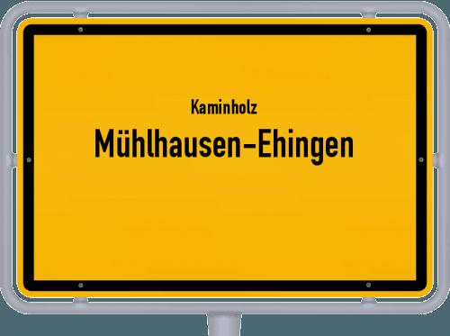 Kaminholz & Brennholz-Angebote in Mühlhausen-Ehingen, Großes Bild