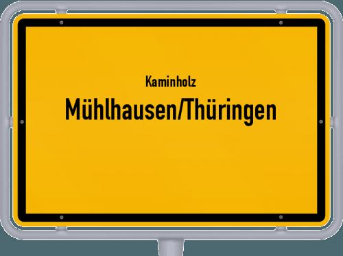 Kaminholz & Brennholz-Angebote in Mühlhausen/Thüringen, Großes Bild