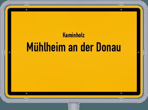 Kaminholz & Brennholz-Angebote in Mühlheim an der Donau, Großes Bild