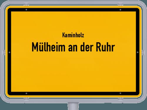 Kaminholz & Brennholz-Angebote in Mülheim an der Ruhr, Großes Bild
