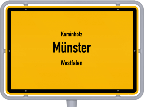Kaminholz & Brennholz-Angebote in Münster (Westfalen), Großes Bild