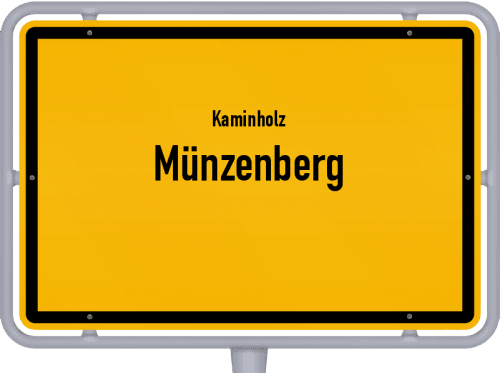 Kaminholz & Brennholz-Angebote in Münzenberg, Großes Bild