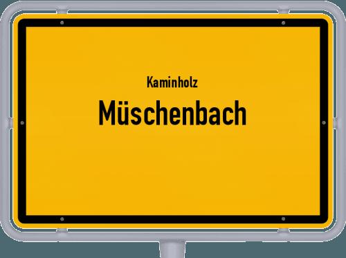 Kaminholz & Brennholz-Angebote in Müschenbach, Großes Bild