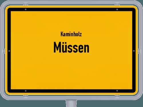 Kaminholz & Brennholz-Angebote in Müssen, Großes Bild