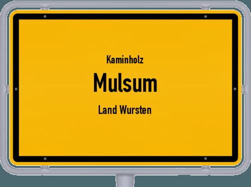 Kaminholz & Brennholz-Angebote in Mulsum (Land Wursten), Großes Bild
