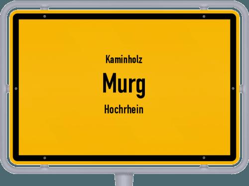 Kaminholz & Brennholz-Angebote in Murg (Hochrhein), Großes Bild