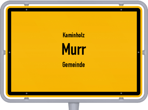 Kaminholz & Brennholz-Angebote in Murr (Gemeinde), Großes Bild