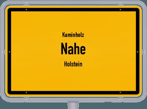 Kaminholz & Brennholz-Angebote in Nahe (Holstein), Großes Bild
