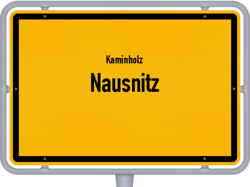 Kaminholz & Brennholz-Angebote in Nausnitz, Großes Bild