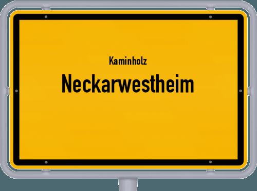 Kaminholz & Brennholz-Angebote in Neckarwestheim, Großes Bild