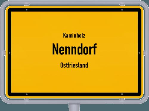 Kaminholz & Brennholz-Angebote in Nenndorf (Ostfriesland), Großes Bild