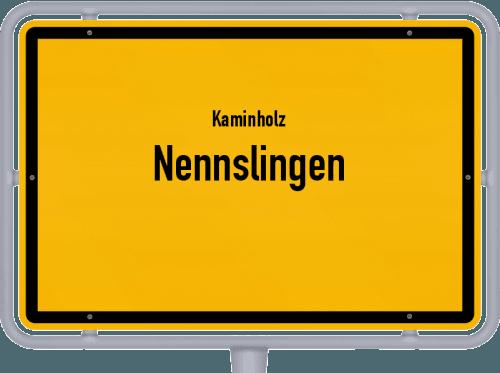 Kaminholz & Brennholz-Angebote in Nennslingen, Großes Bild