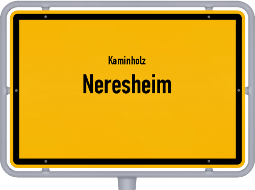 Kaminholz & Brennholz-Angebote in Neresheim, Großes Bild