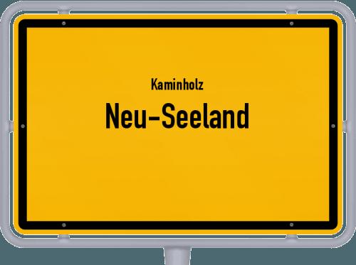 Kaminholz & Brennholz-Angebote in Neu-Seeland, Großes Bild