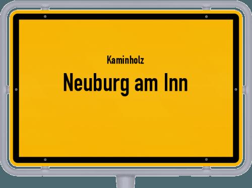 Kaminholz & Brennholz-Angebote in Neuburg am Inn, Großes Bild