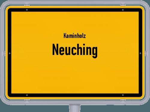 Kaminholz & Brennholz-Angebote in Neuching, Großes Bild