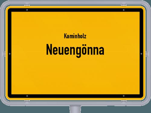 Kaminholz & Brennholz-Angebote in Neuengönna, Großes Bild