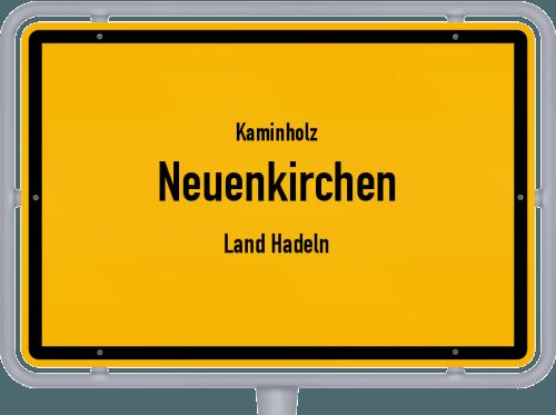Kaminholz & Brennholz-Angebote in Neuenkirchen (Land Hadeln), Großes Bild