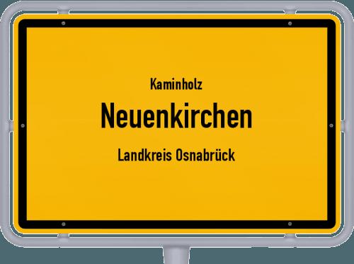 Kaminholz & Brennholz-Angebote in Neuenkirchen (Landkreis Osnabrück), Großes Bild
