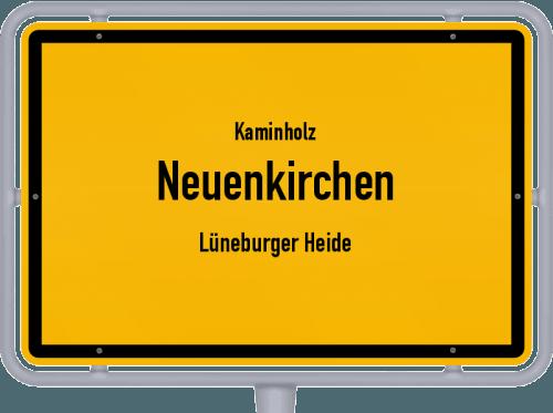 Kaminholz & Brennholz-Angebote in Neuenkirchen (Lüneburger Heide), Großes Bild