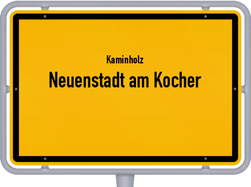 Kaminholz & Brennholz-Angebote in Neuenstadt am Kocher, Großes Bild