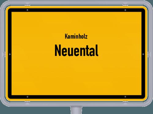 Kaminholz & Brennholz-Angebote in Neuental, Großes Bild