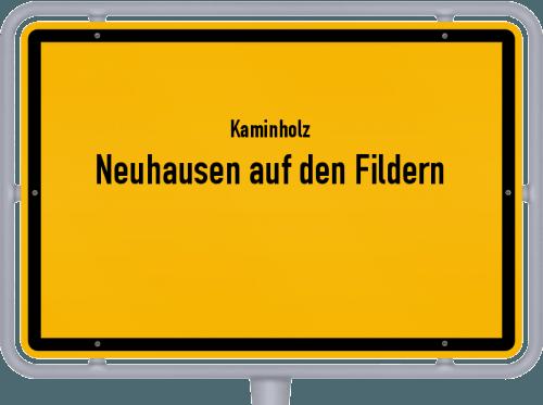 Kaminholz & Brennholz-Angebote in Neuhausen auf den Fildern, Großes Bild
