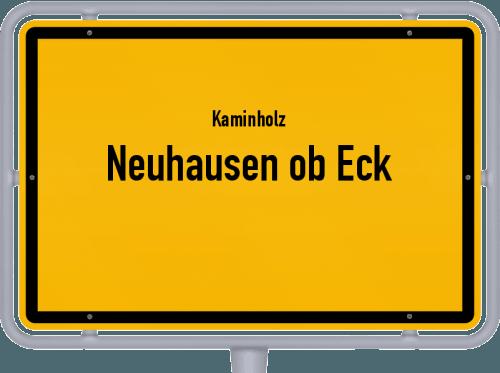 Kaminholz & Brennholz-Angebote in Neuhausen ob Eck, Großes Bild